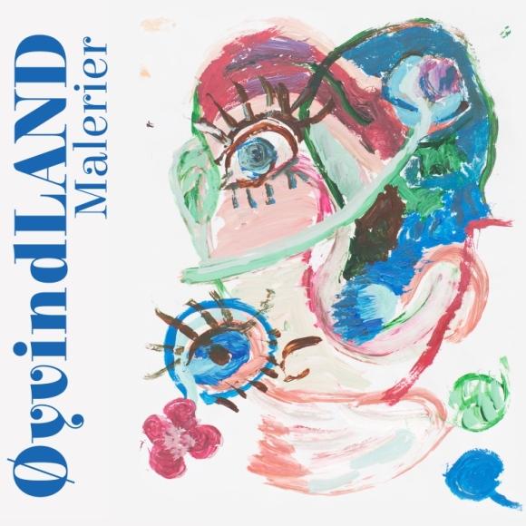 ØyvindLAND – Malerier