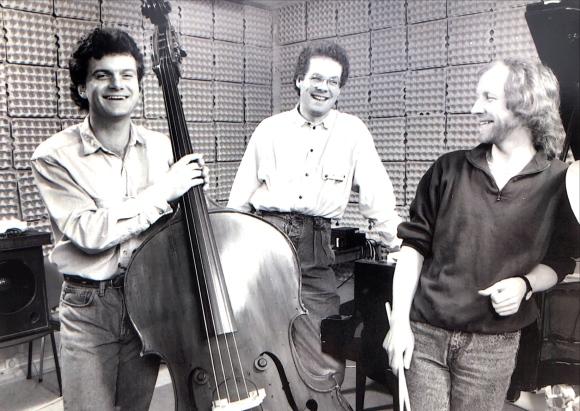 Trio Nord - Kåre Garnes, Jan Gunnar Hoff og Finn Sletten